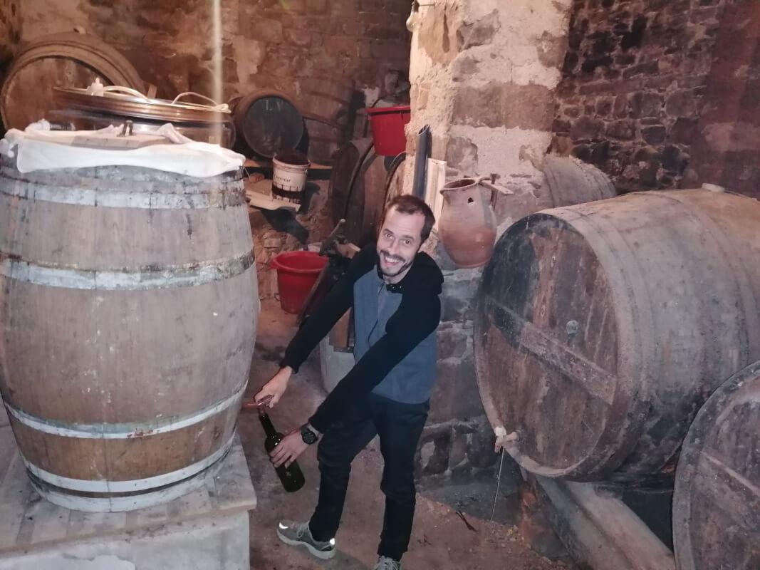 Cal Magre i el vi