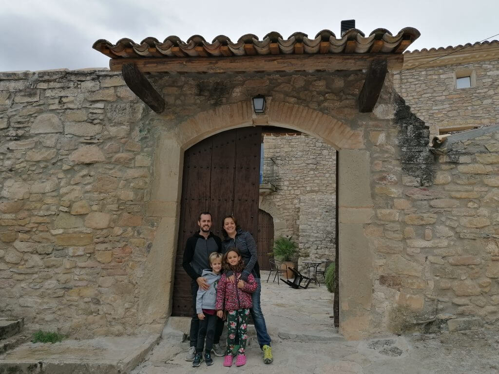 Cal Magre Familia