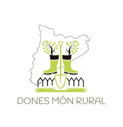 Logo dones del món rural