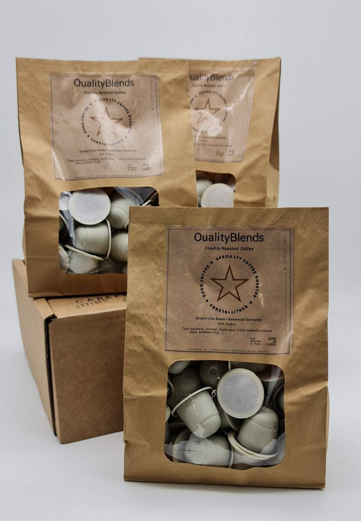 cafe sputnik quality blends